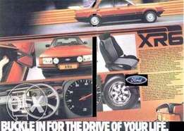 WANTED: Ford Cortina XR6