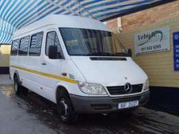 2009 Mercedes-Benz Sprinter 416 Cdi