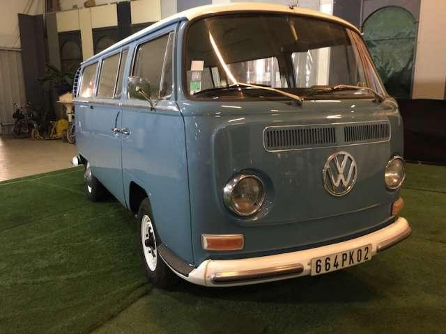 VW COMBI T2 - 1969