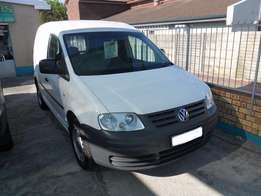 2005 VW Caddy 2.0 SDI p/v
