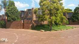 Secure Duplex close to The Club, next to Waterkloof