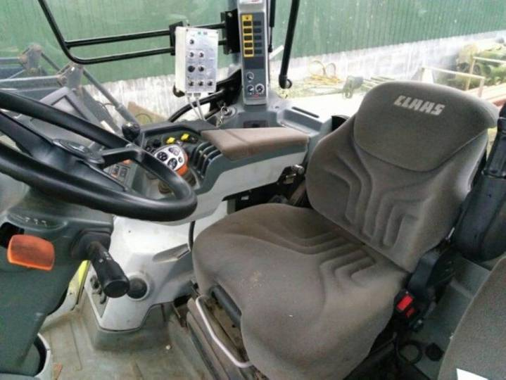 Claas arion 650 - 2015 - image 7