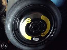 Golf 6/7 spares wheel for sale