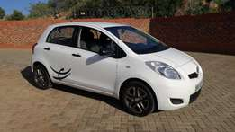 Good and reliable Toyota, 2011 Toyota Yaris 1.3 Zen 3! Mint Condition!