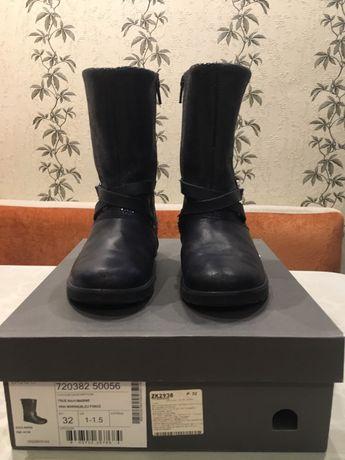 cdb815049a622b Дитячі чоботи Ecco 32р: 500 грн. - Детская обувь Винница на Olx