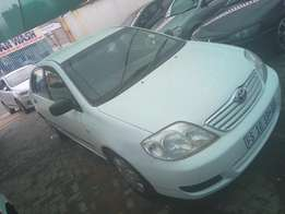 2004 Toyota Corolla 1.6 Available for Sale