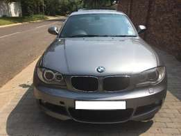 BMW 1 Series 125 Coupe M Sport