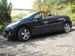 Peugeot 207 Stripping for spare parts