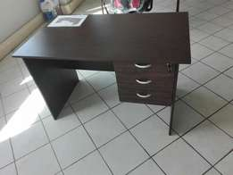 Clearance Sale !!! 1.2m Writing Desk With Fitted Pedestal