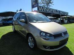 Volkswagen Polo Vivo GP1.6 Comfort line- Under Factory warranty