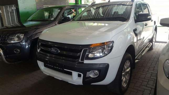 2013 FORD RANGER 3.2TDCI Wildtrack at 4x4 74000km R359900 Moot - image 1