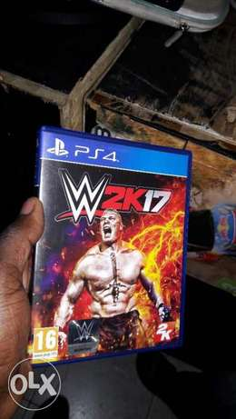 WWE 2K17 Available used Nairobi CBD - image 2
