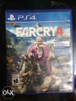 Far cry4 for PS4