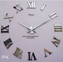 An executive 3D WALL Clock