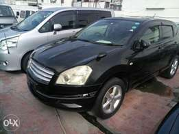 Nissan Dualis cross rider 2010 model. KCN number Loaded with Alloy ri