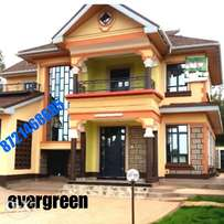 Evergreen maisonette 4br with Sq in Ruiru house for sale