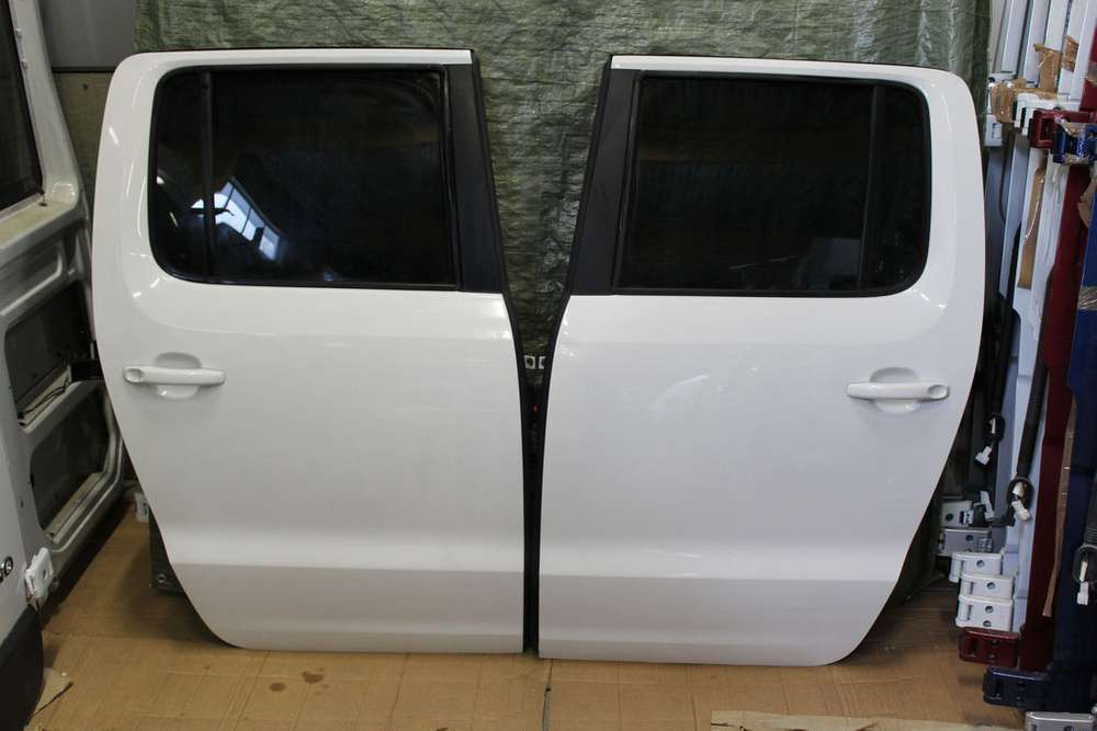 Volkswagen New Door For