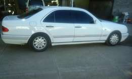 Mercedes E230 to swop for bakkie or to sell