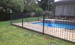 pool fencing manufacturing