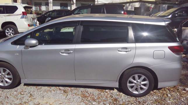 Toyota Wish KCJ registration Hire purchase Price 2010Model Mombasa Island - image 4