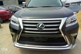 2017 GX 460 lexus foreign used