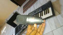 Shure pg 42 professional condenser microphone