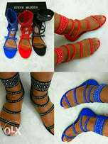 Ladies gladiator shoes