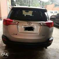 FOR SALE:- Neatly used 2015 Toyota RAV4 XLE SUV **NIGERIA USED**