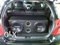We Install Car Sound in Bloemfontein