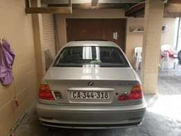 2001 BMW 3 Series 117894 Kilometers