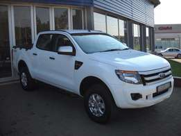 2015 FORD RANGER 2.2 double cab xls 4x4 (M) 75000km R324950