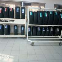 Tyres of different quality brands