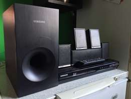 Samsung 3D Blu-Ray 5.1 Home theater surround sound system