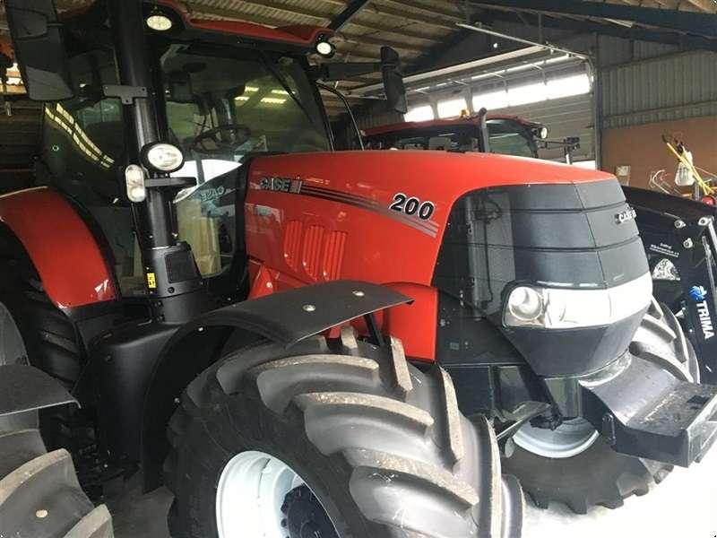 Case Ih Puma 200 Fps Kampagne Traktor. - 2018