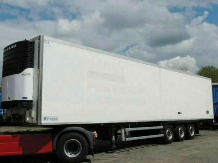 Lecitrailer *Carrier maxima 1300* - 2012