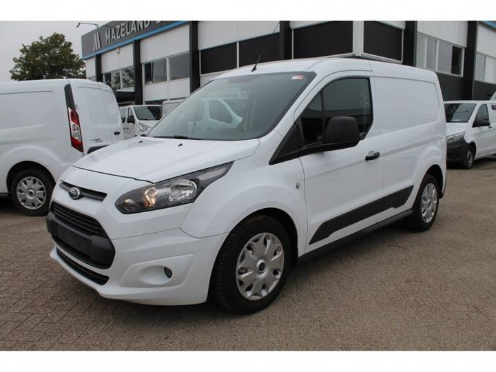 Ford Transit Connect 1.6 TDCI - Airco - _ 8.900,- Ex. - 2016