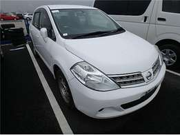 2009 Foreign Used Nissan, Tiida Petrol for sale - KSh850,000