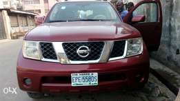 Nissan Pathfinder 2005 full option