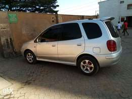 Toyota spaciou grey color, one hand,gd conditions s.p ksh 350k