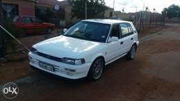 Toyota conquest 1.6 4A FE