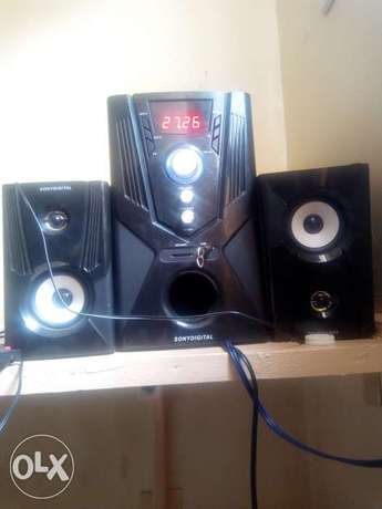 Sony digital home theatre woofer one month old Kahawa sukari - image 1