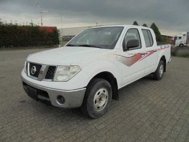 Nissan Navara XE 2.5 LTR - 2014