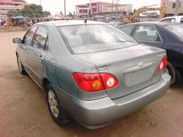 toyota corolla distress sell clean title accident free