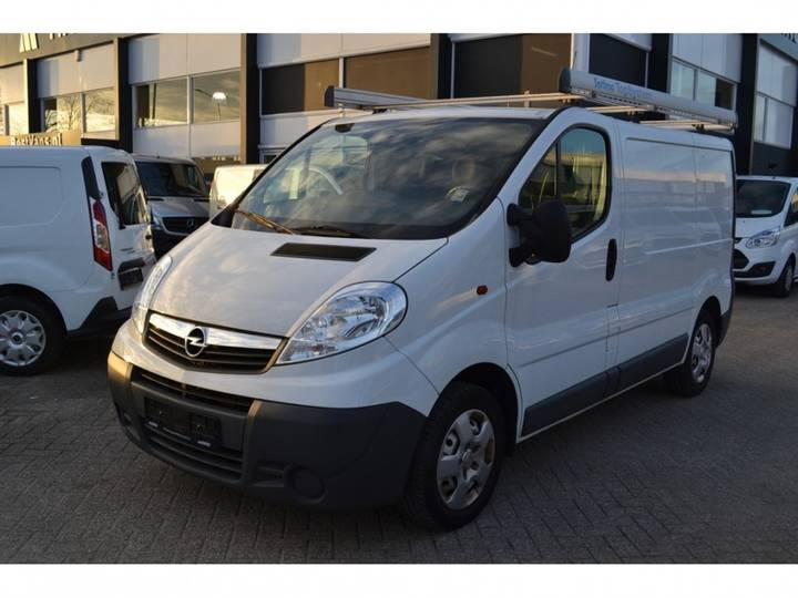 Opel Vivaro 2.0 Cdti 2014 - Airco - Imperiaal _ 8.950,- Ex. - 2014