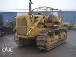 Caterpillar D7G - To be Imported