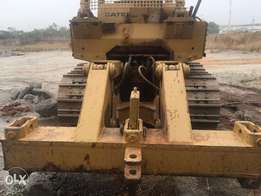 Caterpillar Dozer D7G with ripper