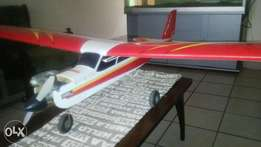 RC tiger trainer. 40
