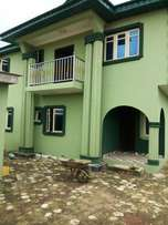 Newly Built 3bedroom flat at Amule Ashipa, Ayobo POP all round