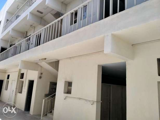 30 room s and store in industrial area