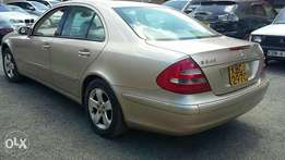Mercedes-Benz E240 Very Clean 2003 model